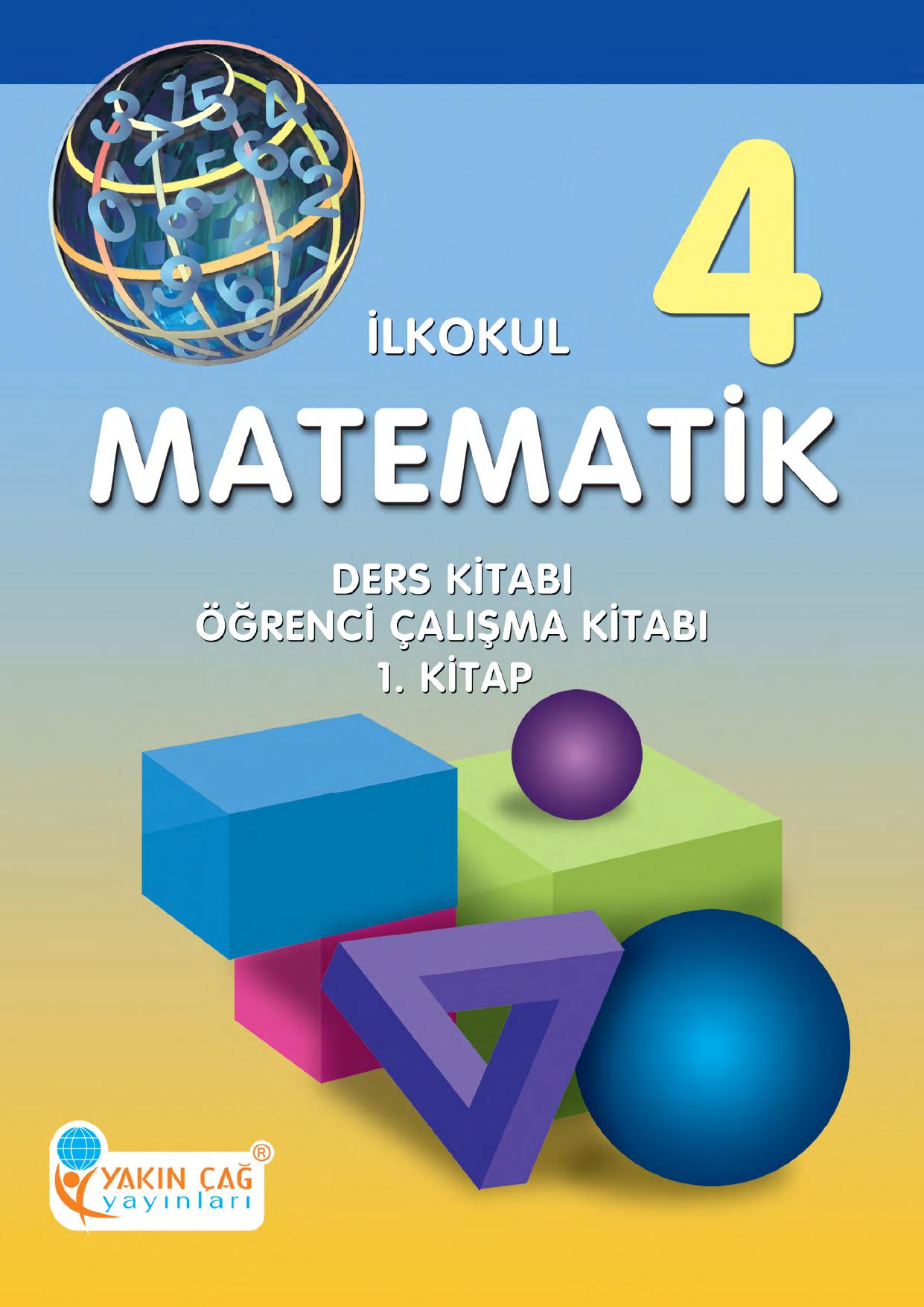 Matematik 4 1 Ders Kitabi