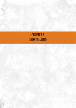 chapter 8 storytellıng