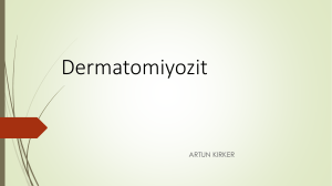 Dermatomiyozit - WordPress.com