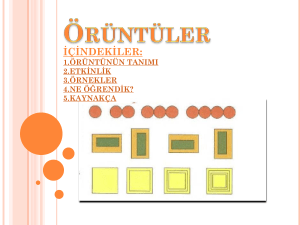 Örüntüler - WordPress.com