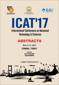 ICAT17 abstract book