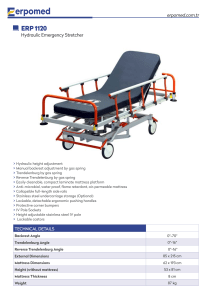 Hydraulic-Emergency-Stretcher erp-1120