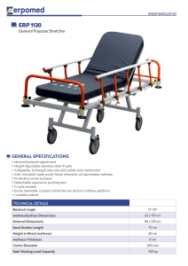 General-Purpose-Stretcher erp-1130