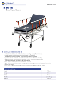General-Purpose-Stretcher erp-1150