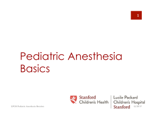 pediatric-anesthesia-basics