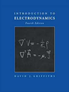 David J. Griffiths - Introduction to Electrodynamics (2017, Cambridge University Press)